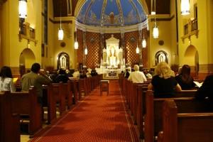Post image for *Bonus* Mass & Dinner: Feast of St. Matthew
