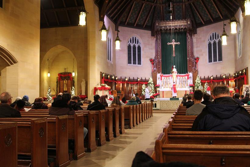 "Holy Innocents: Mass & ""Wigilia"""