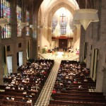 Thumbnail image for August 2013 Mass & Dinner: Cathedral of the Most Blessed Sacrament!