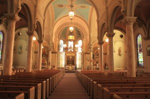 Post image for April Mass & Dinner – Our Lady of Mount Carmel, Wyandotte