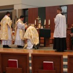 Blessing of the Deacon of the Solemn Mass
