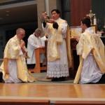 "Solemn Mass: ""Ecce Agnus Dei"""