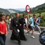 Rosary March: Fr. de Malleray FSSP