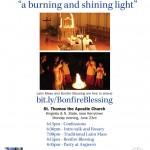 Thumbnail image for Johannesfeuer 2014: Latin Mass & Bonfire Blessing
