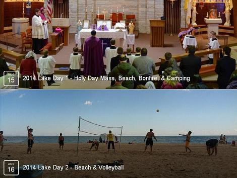 Post image for Mass & Lake Days 2014: 15-16 August