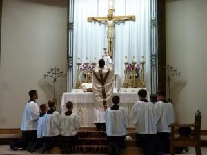 Holy Rosary, Cedar