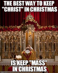 Post image for Tridentine Christmas Around the State (2015)
